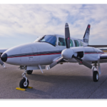 AXIS GeoAviation LLC takes delivery of Piper Navajo for aerial missions